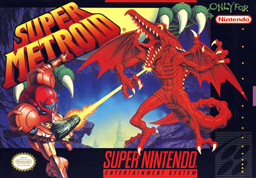 Smashpad Streamkend: Super Metroid
