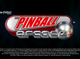 PlayStation Plus Preview: Pinball Arcade