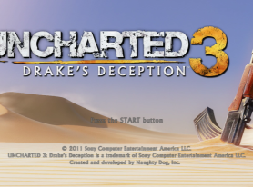 PlayStation Plus Preview: Uncharted 3: Drake's Deception