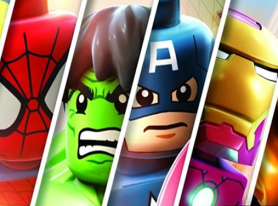 Comic Con 2013 Preview: Lego Marvel Super Heroes
