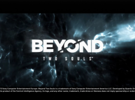 Beyond: Two Souls Demo Gameplay