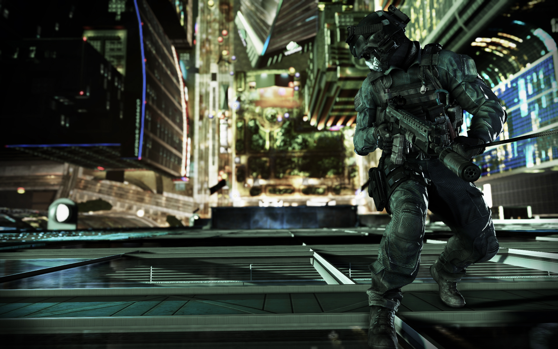 "Call of Duty: Ghosts"" (Xbox One) Review 