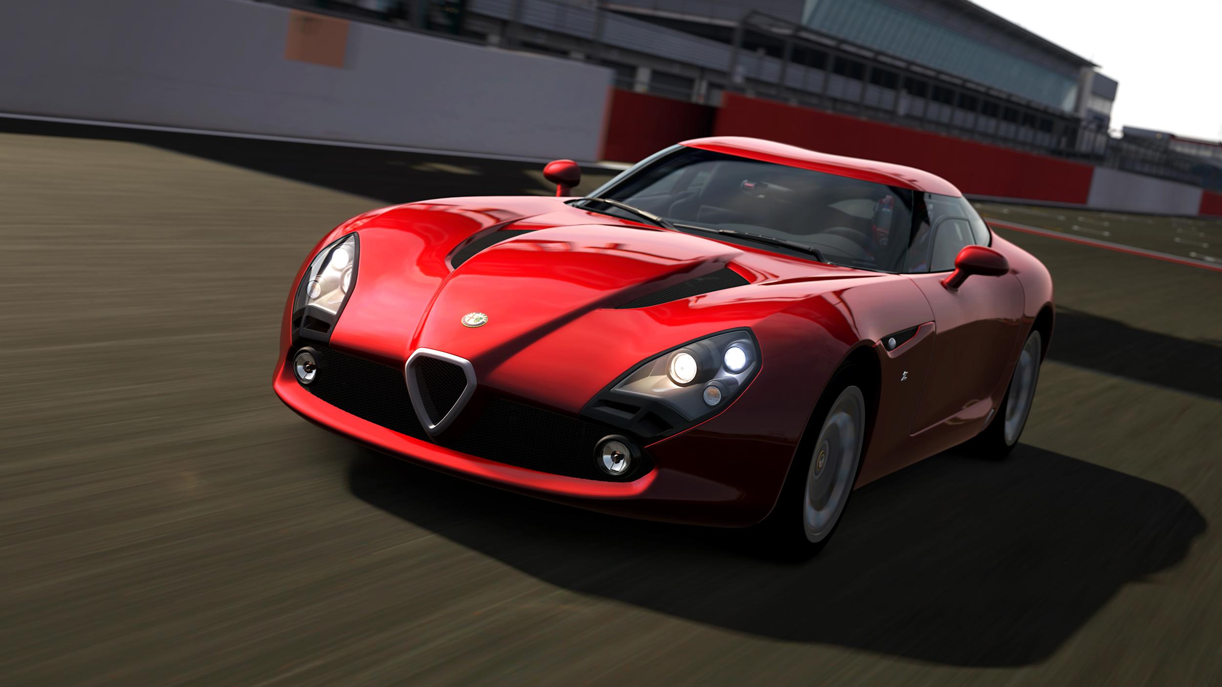 Gran Turismo 6 Anigame 47