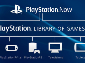 "Sony unveils ""PlayStation Now"""