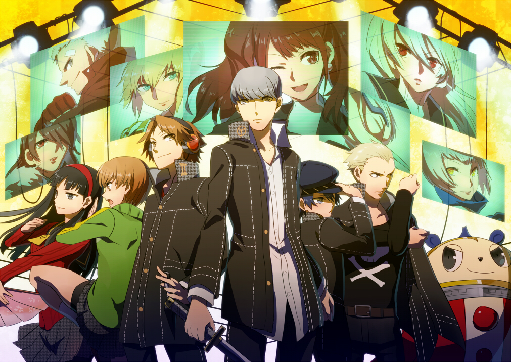 Persona 4 Anime Characters Database : Truth life i m addicted to persona smashpad