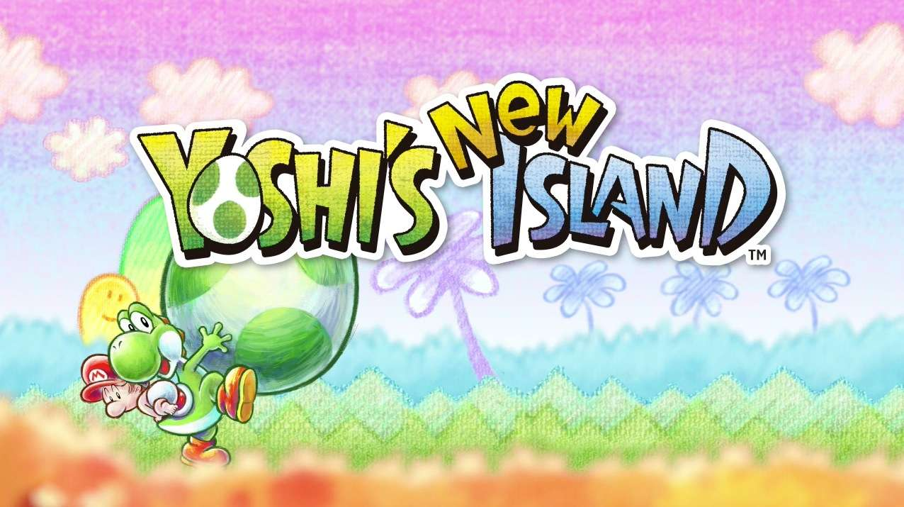 Yoshis new island review smashpad 2423750 traileryoshisnewisland3ds20140124 the original yoshis island sciox Image collections