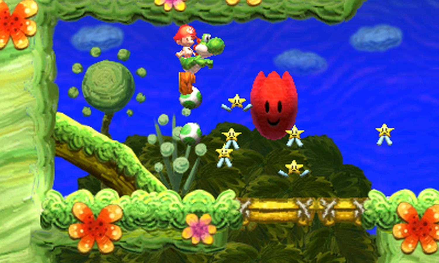Yoshis new island review smashpad 3dsyoshisnewscrn10e3 sciox Image collections