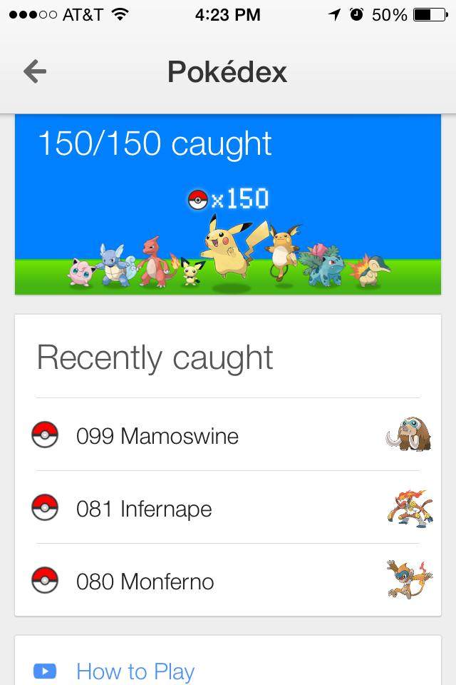 So what happens when you become a Pokémon Master?  Well... Nothing.