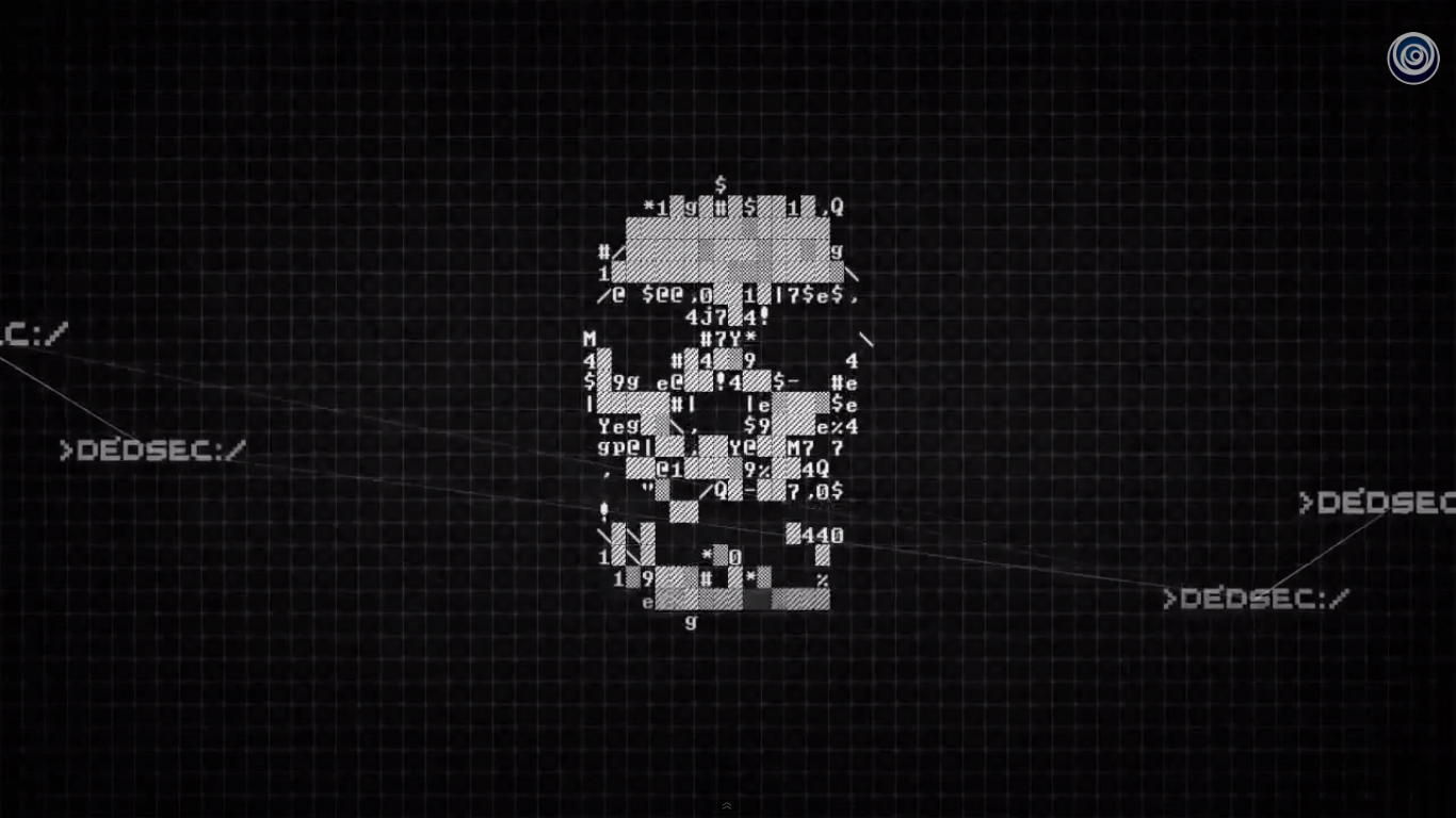 DedSec: Terrorists, Hackers, and Spies… Oh My! | SmashPad Watch Dogs Skull Logo