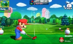 It's Mario Golf, all right!