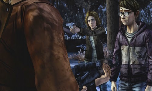 The Walking Dead ? Season 2, Episode 5: No Going Back? Review