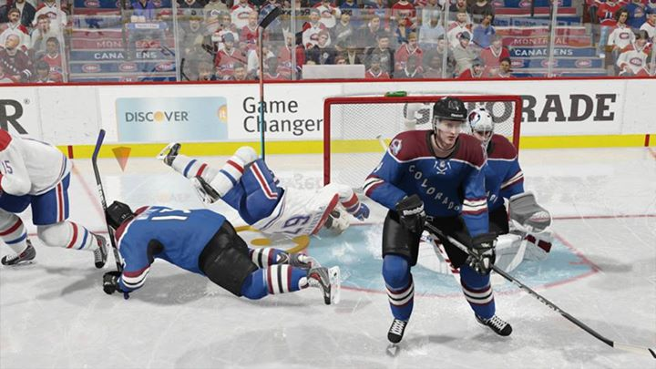 EA Sports Ignite: Giving the NHL Department of Player Safety severe heartburn since 2014.