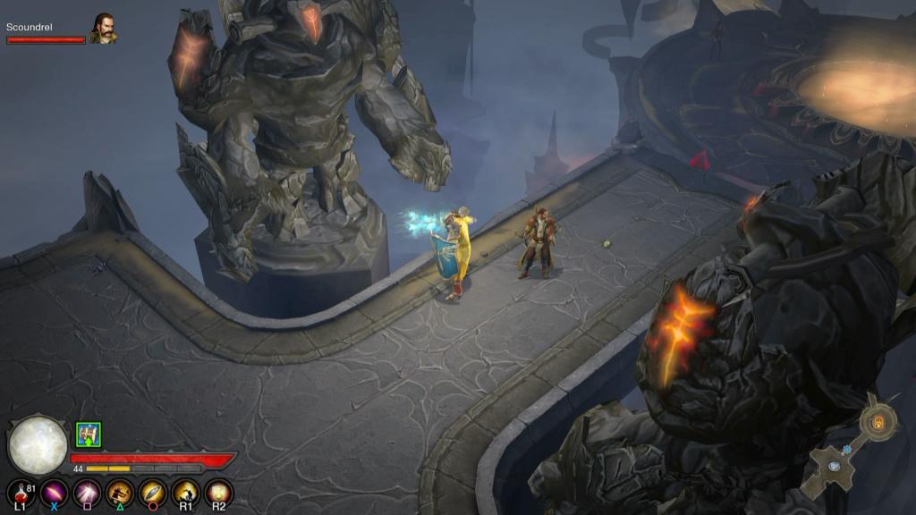 Diablo III UEE