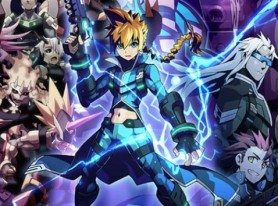 """""""Azure Striker Gunvolt"""" Review"""