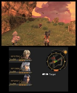Xenoblade Chronicles gives players the opportunity of exploring an extremely vast open world.