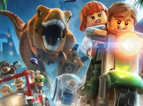 """Lego Jurassic World"" Review"