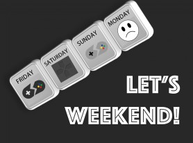 Let's Weekend #120 – Are We On The List?