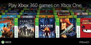 Xbox One Backwards Compability