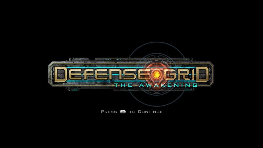 Defense Grid Title