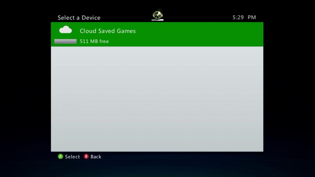 Saved Games