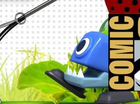 """[SDCC 2015] """"Chibi-Robo! Zip Lash"""" Hands-On"""
