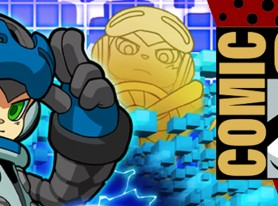 "[SDCC 2015] ""Mighty No. 9"" Hands-On"