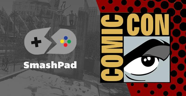 SmashPadSDCC