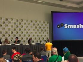 SmashPad at San Diego Comic-Con 2015