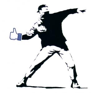 Slacktivist-Banksy
