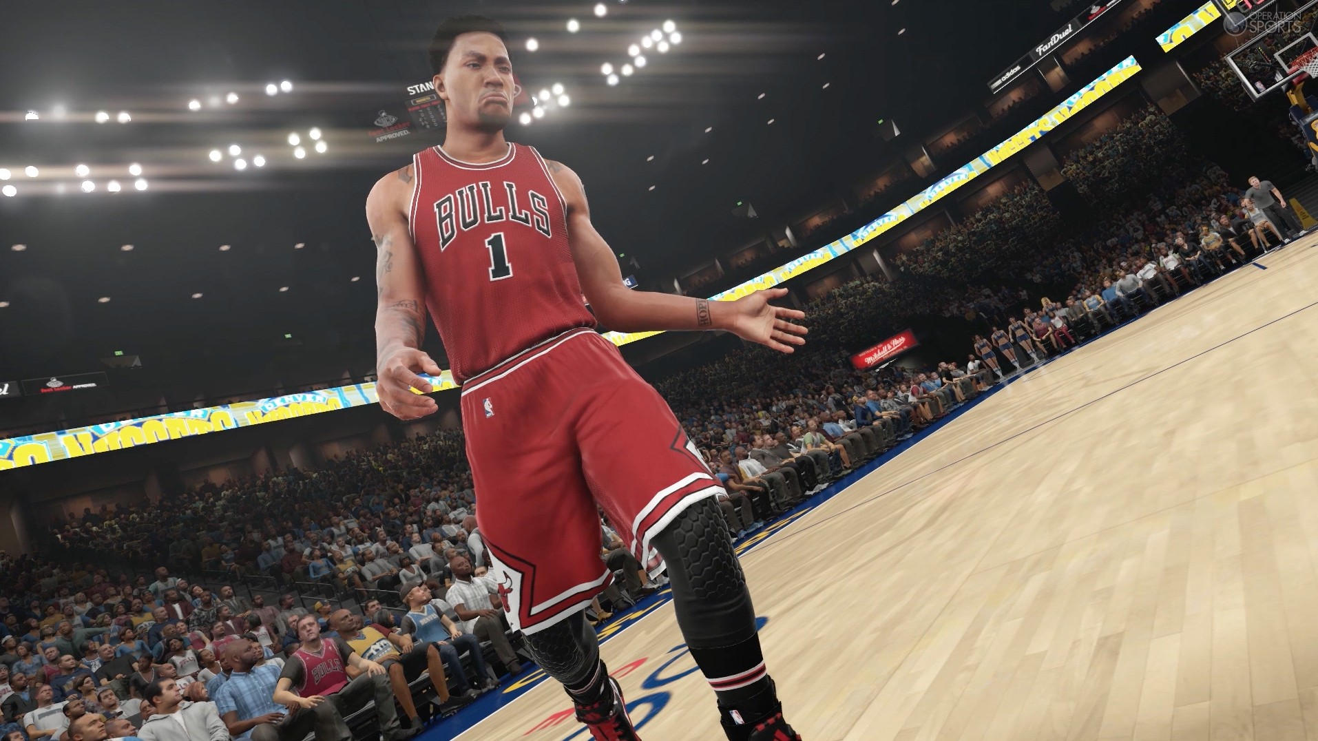 "a46c2b94ea34 NBA 2K16"" Review – SmashPad"