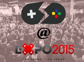 SmashPad Live from GameStop Expo 2015