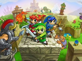 """The Legend of Zelda: Tri Force Heroes"" Review"