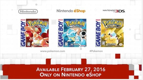 Nintendo wants you to buy the same game you bought 18 years ago. Because you gotta catch 'em all.