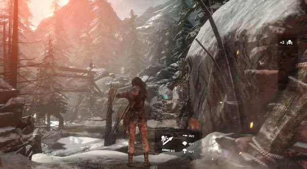 Rise Of The Tomb Raider Review Smashpad