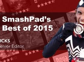 Alex's Top 5 Games of 2015