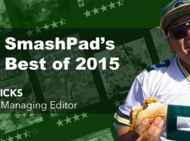 Danreb's Top 10 Games of 2015