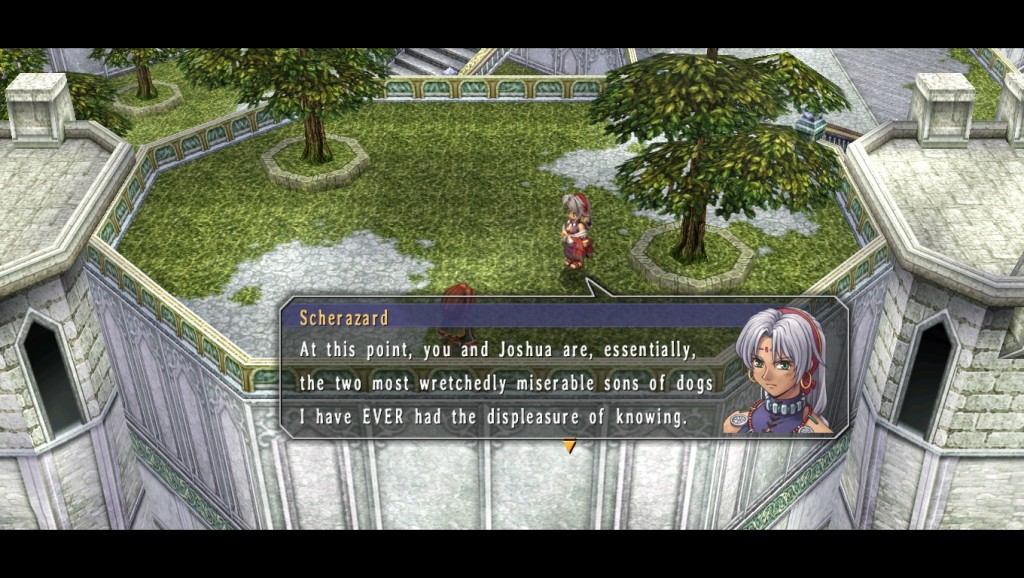 The players weren't the only ones with strong opinions about the first Trails' ending.