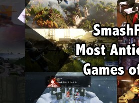 SmashPad's Most Anticipated Games of 2016