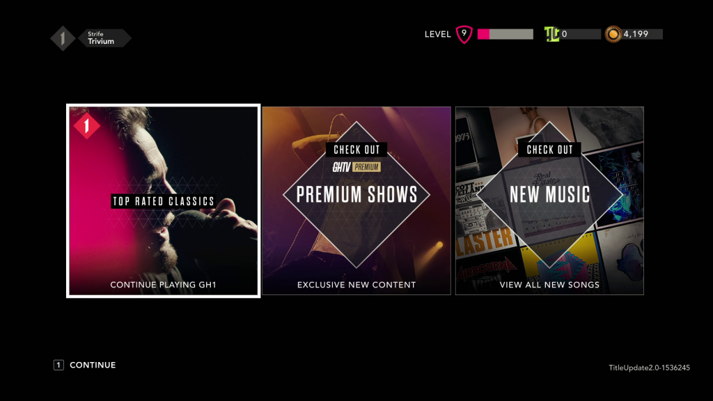 Jump into what's on right now, or look at the Premium shows.