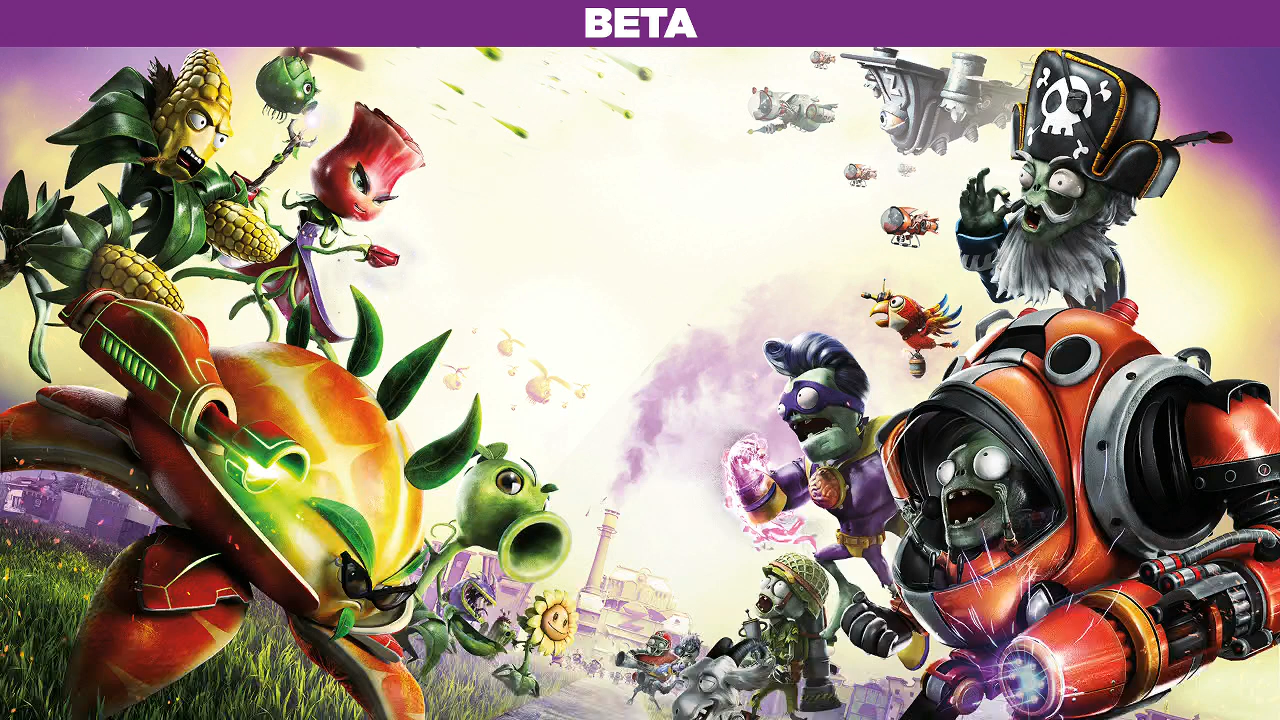 Checking in with plants vs zombies garden warfare 2 beta - Plants vs zombies garden warfare for wii u ...