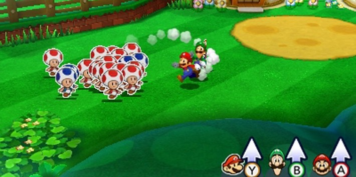 If you loved hunting for Tears of Light in Twilight Princess, you'll love Paper Toad Hunts in Paper Jam.