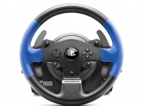 """Thrustmaster T150 Force Feedback Racing Wheel"" Hardware Review"