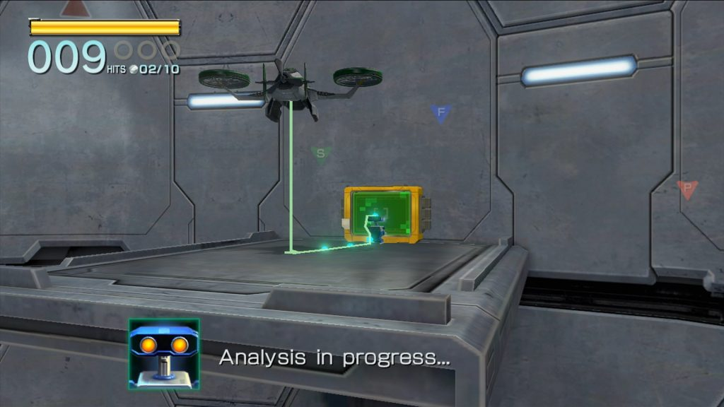 The stealth-based Gyrowing levels are kind of like those Knuckles levels in Sonic Adventure 2. It's cool that they're there, but nobody cares.