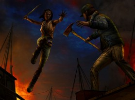 """""""The Walking Dead – Michonne, Episode 2: Give No Shelter"""" Review"""