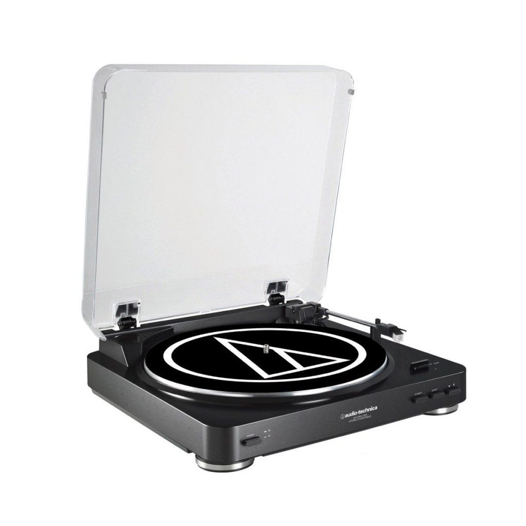 Audio-Technica AT-LP60USB in Black