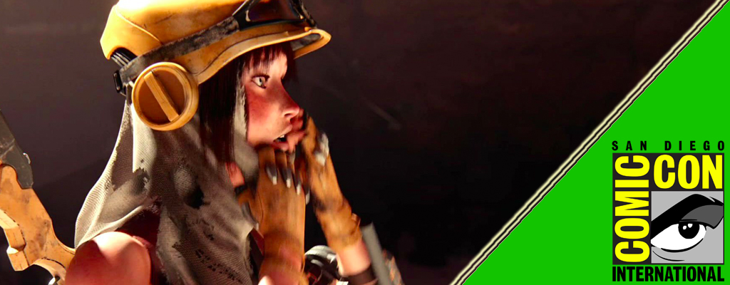 """[SDCC 2016] """"ReCore"""" Hands-On"""
