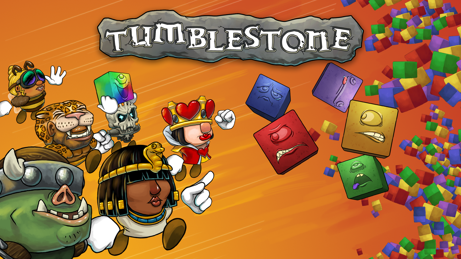 TumblestoneBannerLogo
