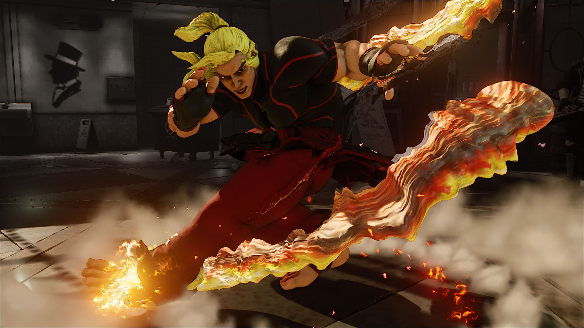 Wholesale reinvention of classic characters is a prevalent theme in Street Fighter V.