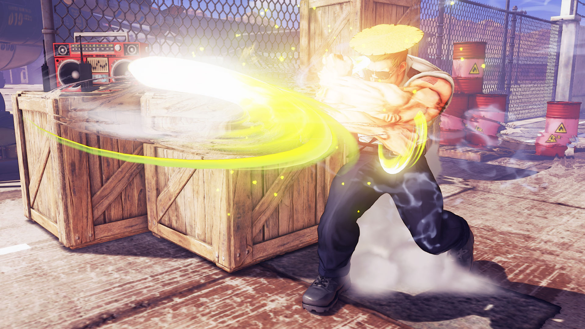 The future promises Street Fighter series veterans a welcome return to some familiar battlegrounds.