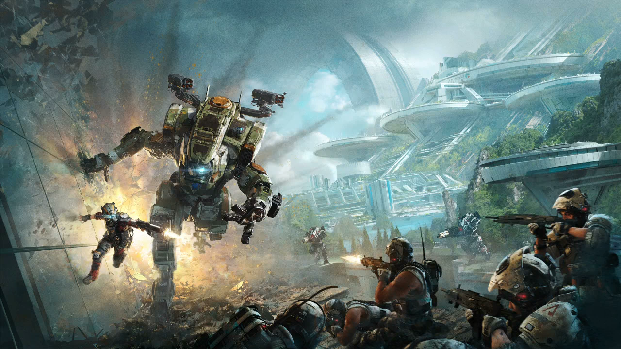Checking In with Titanfall 2's Technical Test